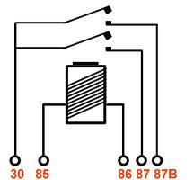 Cara Kerja Switch Starter Motor as well Relay Tipe Nc Pasang L u Hid furthermore Relay in addition Relay as well Cara Kerja Generator Motor. on solusi battery cara kerja relay