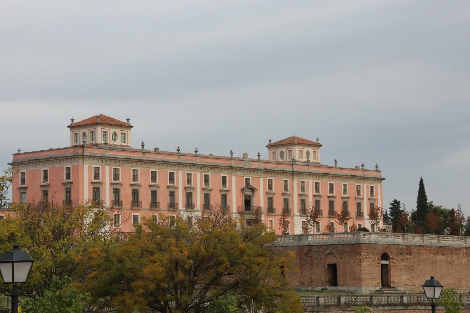 Historia y genealog a boadilla del monte palacio del - Residencia boadilla del monte ...