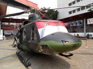 Bell-412 EP (Enhanced Perfomace) TNI AD