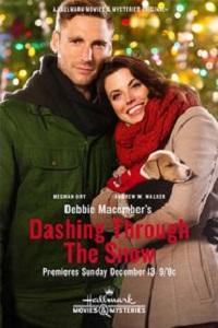 Poster Debbie Macomber's Dashing Through the Snow