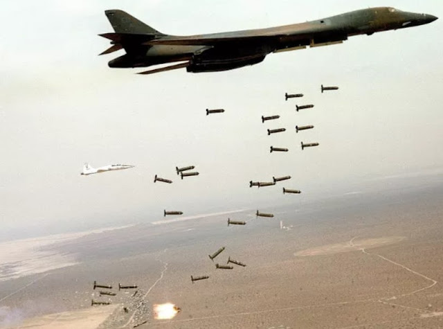 US dropped 751 bombs on Afghanistan