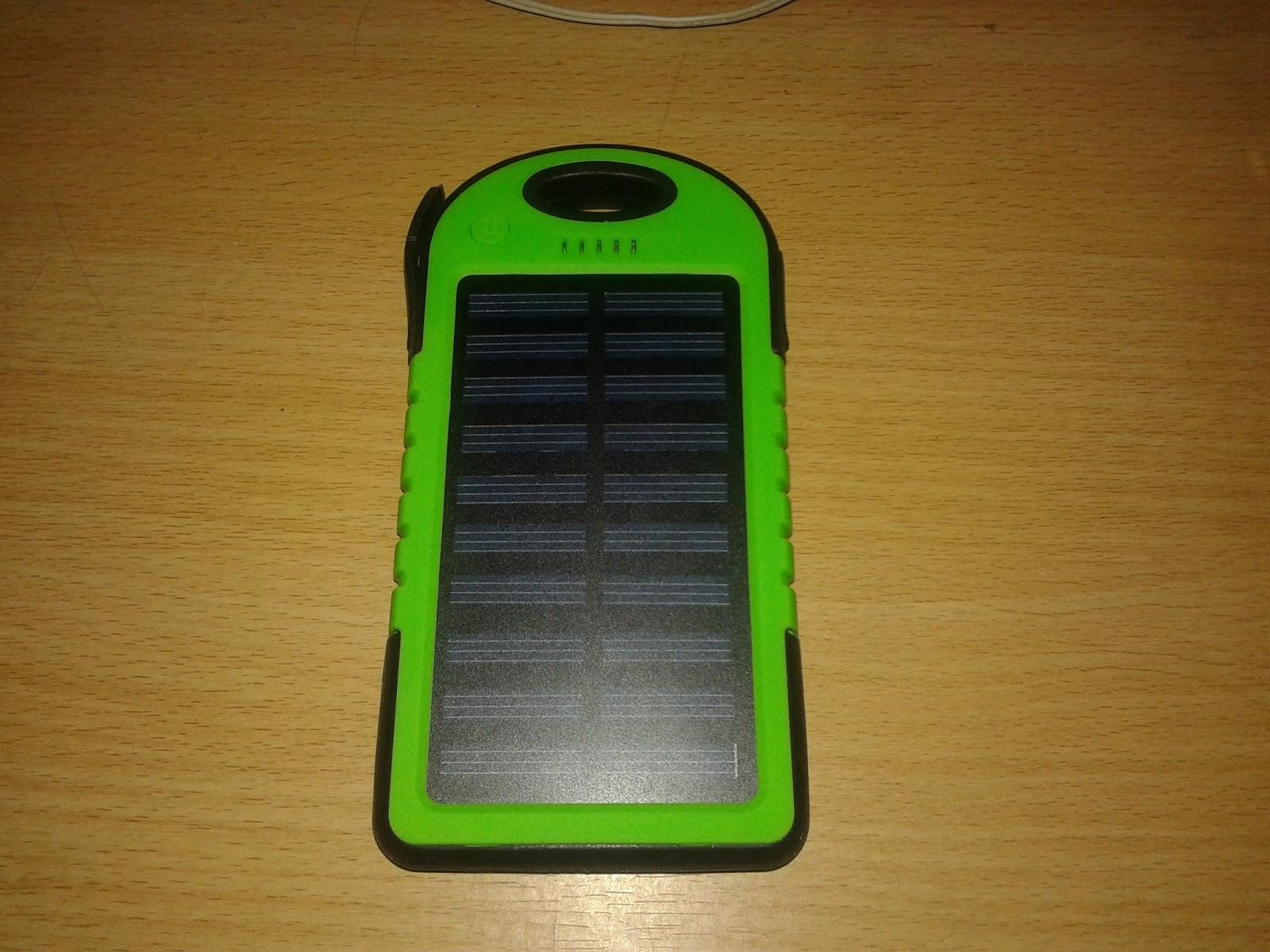 Awas Rugi Membeli Powerbank Solar Charger Cas Hp Samung