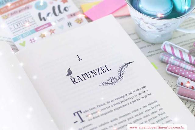 Rapunzel e a Lagoa Perdida - Leila Howland