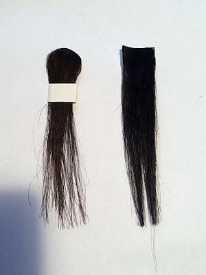 「円形脱毛症用ワンデーキュアコート」と「M字用ワンデーキュアコート」比較