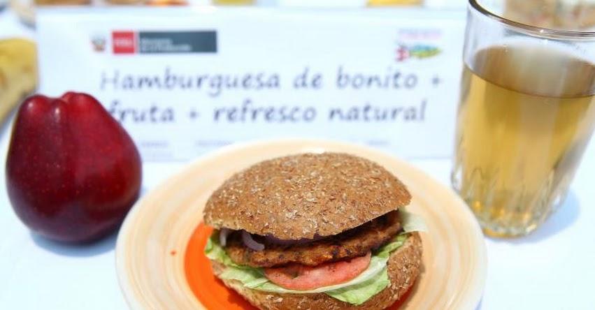 10 recetas de loncheras saludables con pescado para un buen inicio del Año escolar 2018