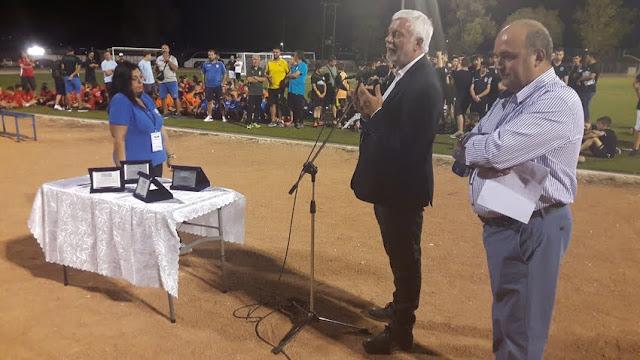 Ε.Π.Σ.Αργολίδας: Με μεγάλη επιτυχία τελείωσε το πρώτο τουρνουά ''Κωνσταντίνος Αντωνιάδης''