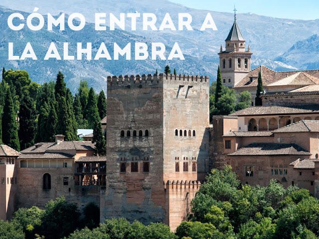 Cómo entrar a la Alhambra cuando las entradas están agotadas