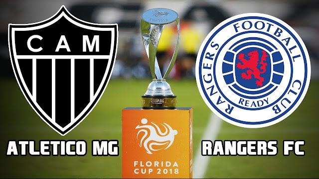 Assistir Atlético-MG x Rangers ao vivo 11/01/2018