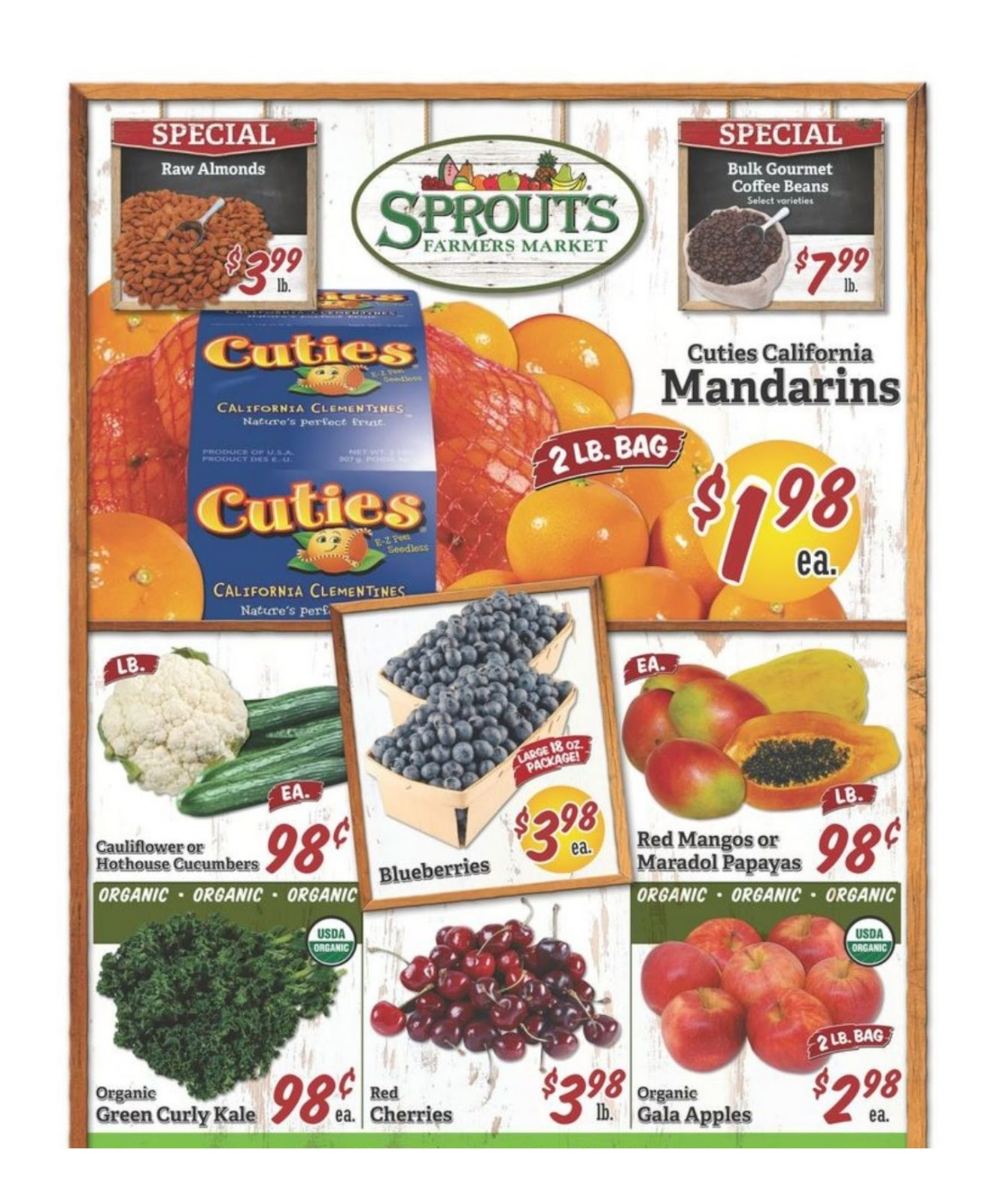 Sprouts Weekly Ad January 16 – 23, 2019   Grocery Weekly Ads