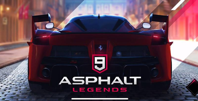 Asphalt 9: Legends Android Apk OBB Gameplay Online