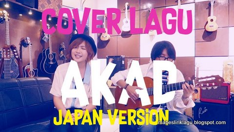 Ghabus Project - Cover Akad Versi Jepang