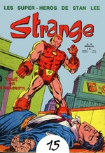 Strange n° 15