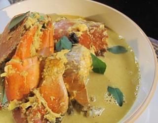Gambar Kepiting masak santan