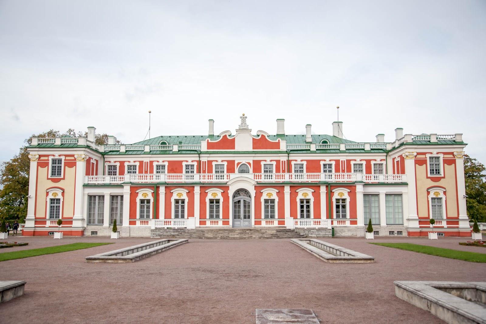 Viro Tallinna