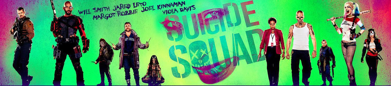 Suicide Squad (2016) Banner
