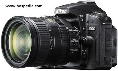 Harga dan Spesifikasi Kamera Dslr Nikon D90 Terbaru 2016