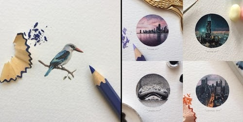 00-Lorraine-Loots-Tiny-Miniature-Mixed-Media-Animals-and-Architecture-www-designstack-co