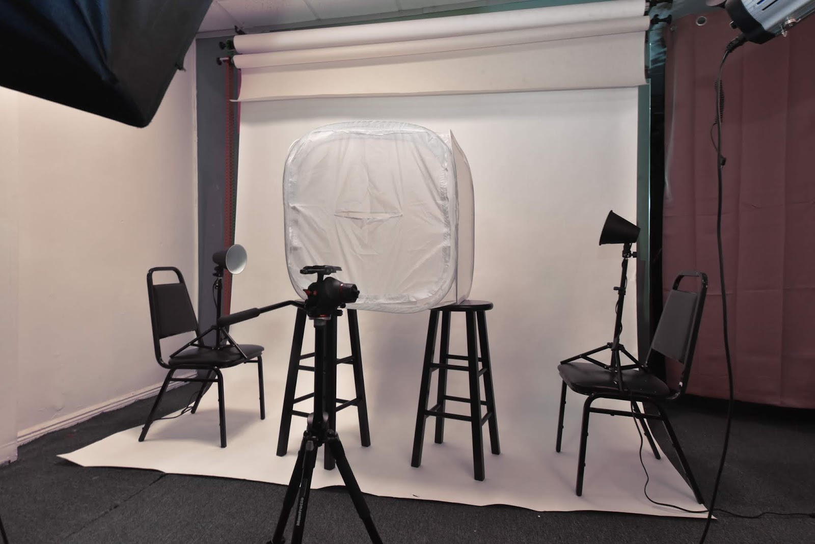 Photo of our studio