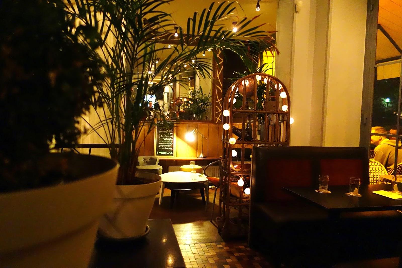 Restaurant Rugby Paris Rue  Septembre