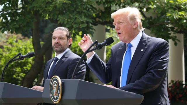 Trump: Hezbolá amenaza con iniciar otro conflicto con Israel
