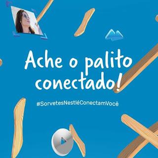 Promoção #Meconecta Sorvetes Nestlé