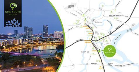 Những điểm nổi bật tạo sự khác biệt của dự án Nine South Estates