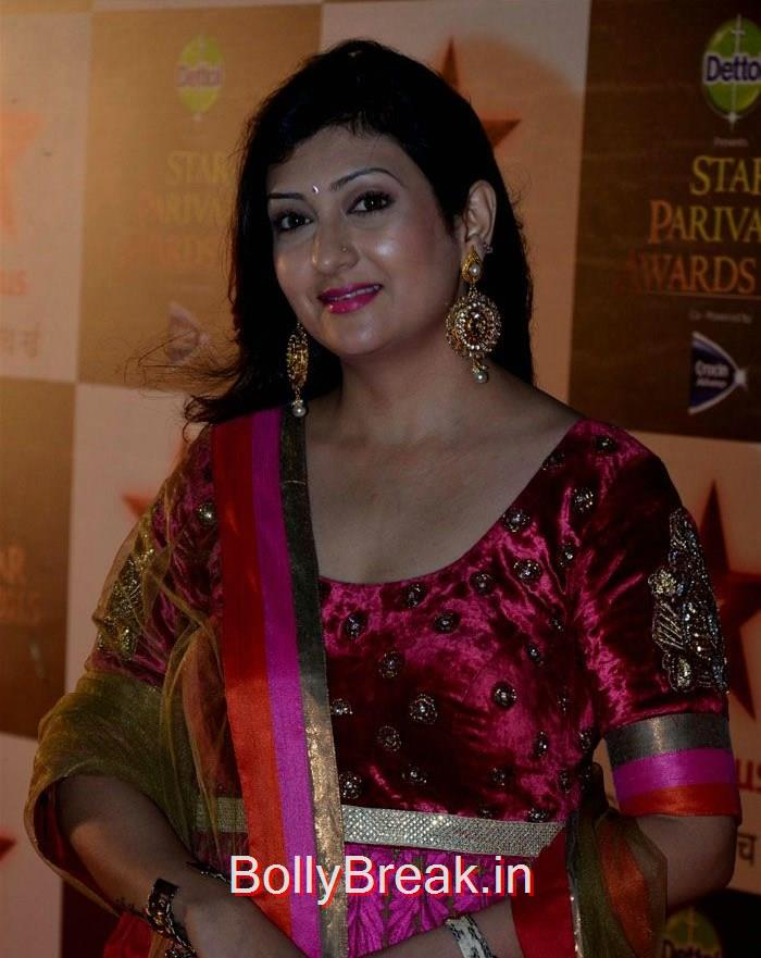 Juhi Parmar, Ragini Khanna Juhi Parmar Hot Pics At Star Parivaar Awards 2015 Photo Gallery