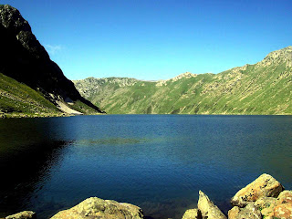 Tarsar lake, best lakes to visit in India