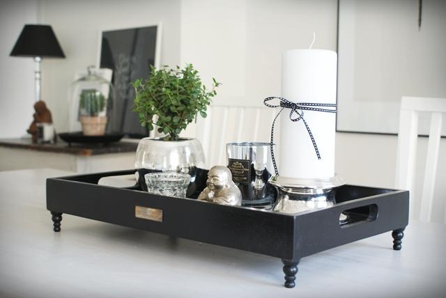 conceptbysarah tolles deko tablett. Black Bedroom Furniture Sets. Home Design Ideas