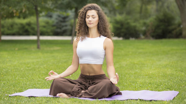 Science Explains Why Yoga and Meditation Can Make You Happier