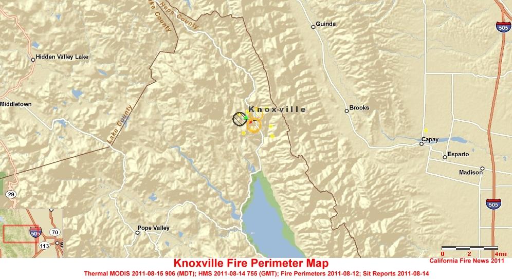 cfn - california fire news - cal fire news   ca-lnu-knoxville incident - wildland fire