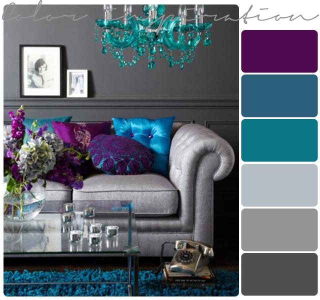 صور] ديكورات غرف نوم و جلوس | تنسيق ألوان غرف | ديكور بلس