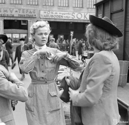 Lotta Svärd 20 June 1941 worldwartwo.filminspector.com