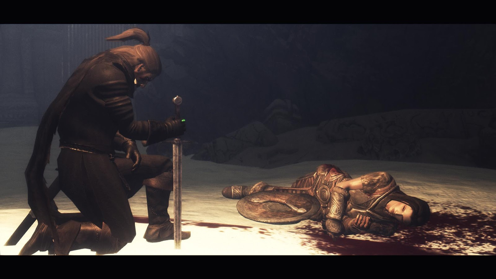 INFOTECH brothers: If Lydia die in Skyrim  GAMING (ELDER