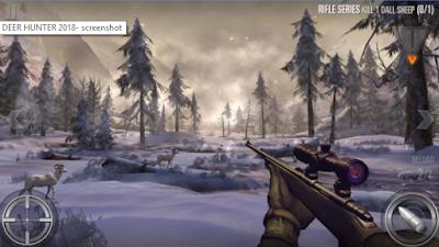 Deer Hunter 2018 Mod Apk Online Terbaru