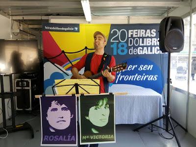 Feira do Libro de Ferrol 2018