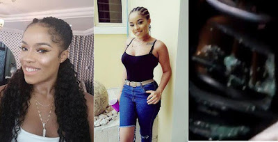 Nollywood Actress, Onyi Alex robbed at gunpoint by traffic robbers