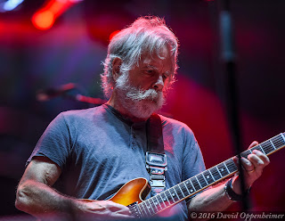Bob Weir Performing at Lock'n Festival
