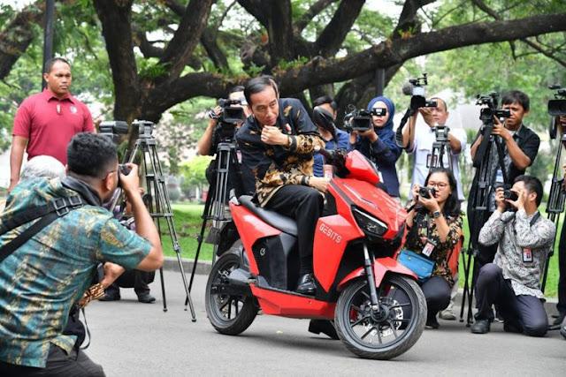 Setelah Dites Jokowi, Ini Harapan Pihak Gesits