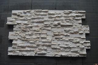jual wall clading putih