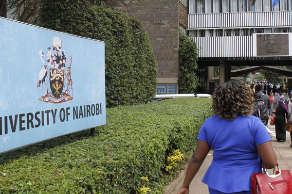 A video has surfaced on-line with embarrassing claims that the University of Nairobi has been unable to house its students. At a time when increased university enrolments led to a shortage of hostels in most universities in the country, the university is now on the spotlight for leaving students to fend for themselves.