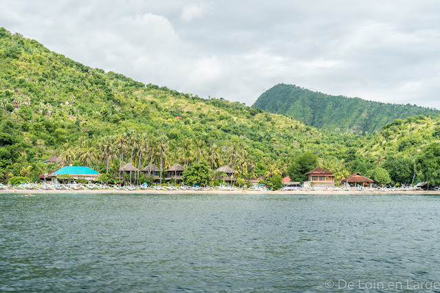 Baie de Lipah - Bali