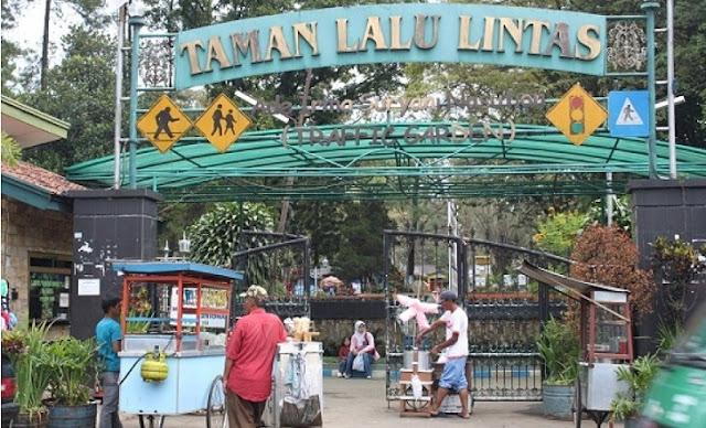 7. Taman Lalu Lintas Ade Irma Suryani