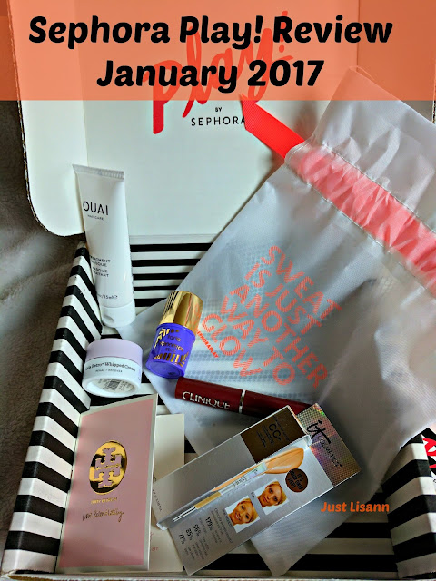 Sephora Play 2017