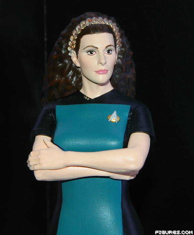 The Trek Collective: Femme Fatale Troi and other Trek from ...