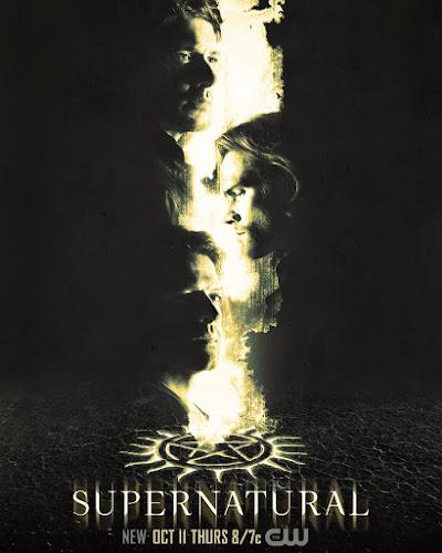 Supernatural Temporada 14 (HDTV 720p Ingles Subtitulada)