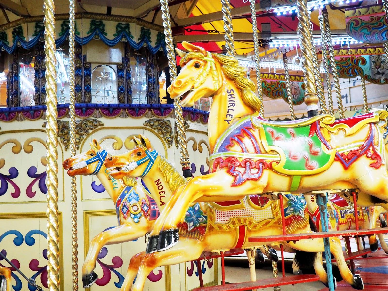Folly Farm Adventure Park and Zoo Indoor Fun Fair