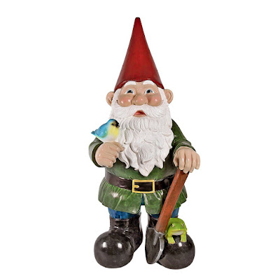 The Gottfried Giant S Ger Brother Garden Gnome Statue Wooow A Truly Mive Eight And Half Foot Tall