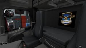 Interior Addon - Golden Trans Emblem