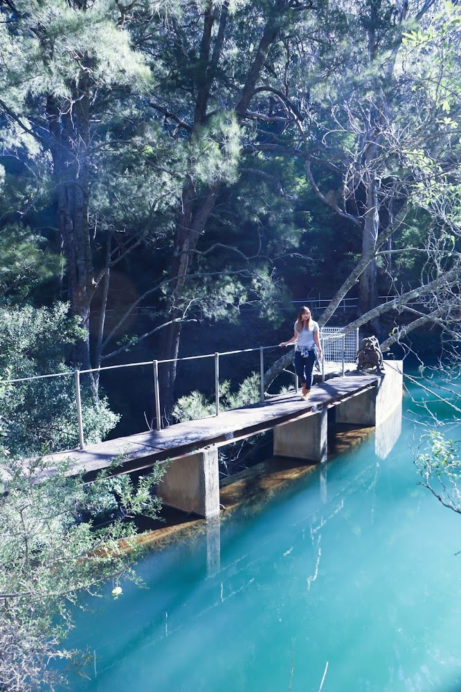The Blue Lake Walk Jenolan Caves NSW Hike